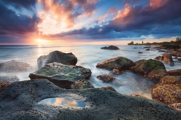 Mauritius - Wolmar Rocks
