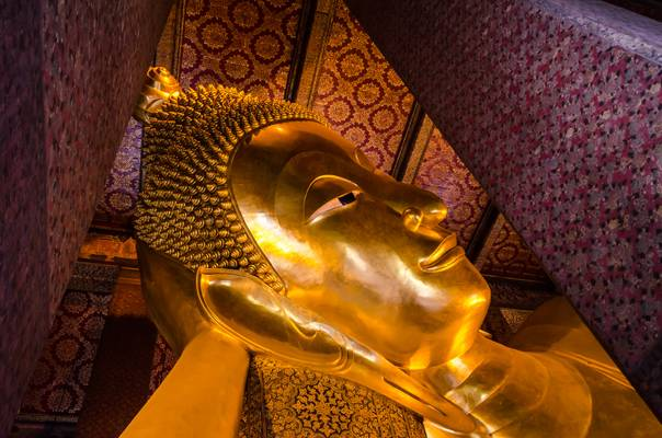 Reclining Buddha of Wat Pho Temple