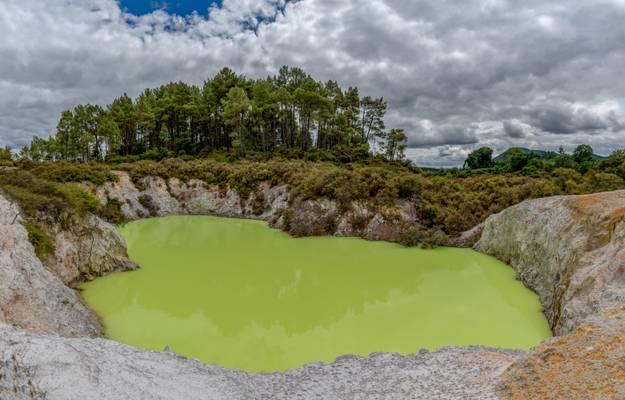 The Devil's Bath, Waiotapu