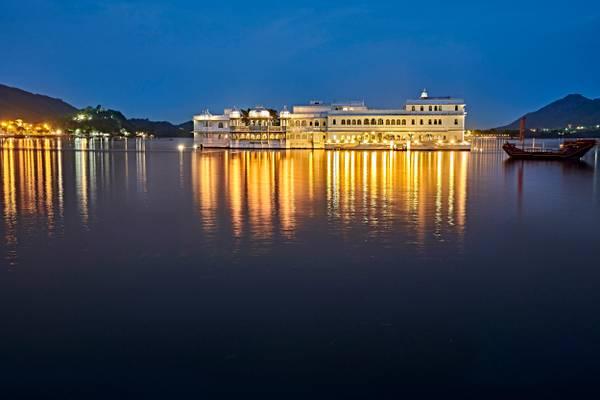 Lake Palace, Udaipur - India