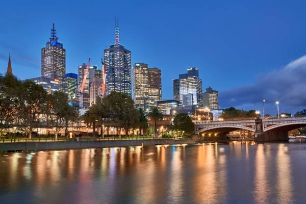 Southbank - Melbourne, Australia