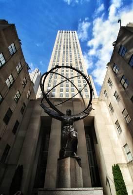 Rockefeller Atlas