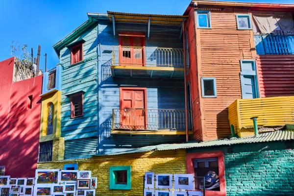 Caminito - Buenos Aires, Argentina