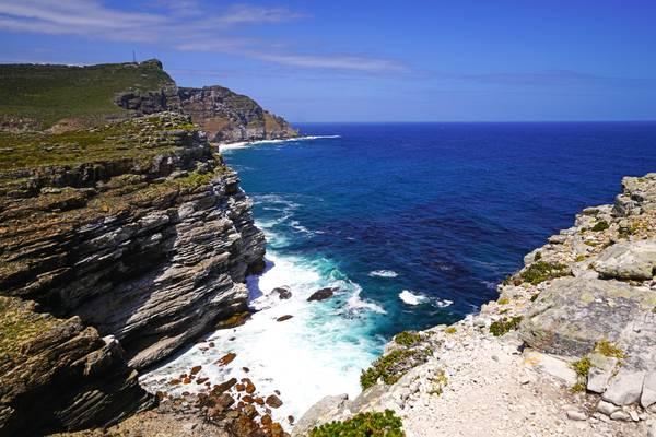 Cape Point coastline