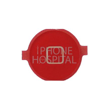 Home-Button in Rot für iPhone 3G / 3GS / 4
