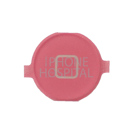 Home-Button in Rosa/Pink für iPhone 3G / 3GS / 4