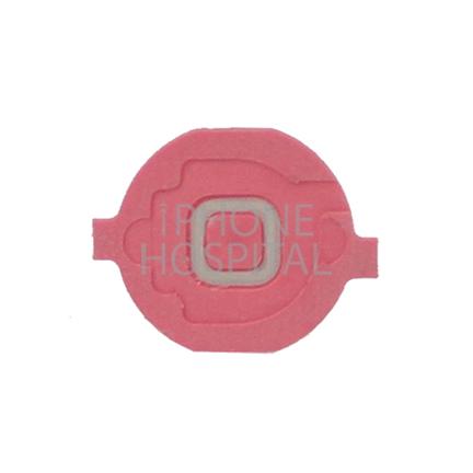 Home-Button in Rosa/Pink für iPhone 3G / 3GS / 4