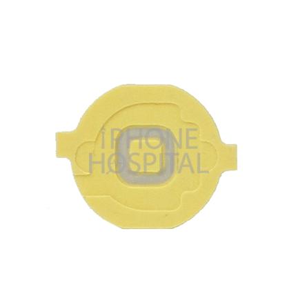 Home-Button in Gelb für iPhone 3G / 3GS / 4