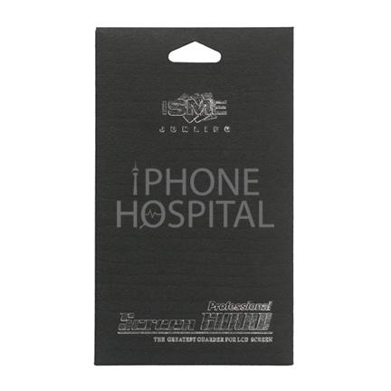 ISME Screen Guard Pro - Klarsicht-Schutzfolie (Beidseitig) für iPhone 5