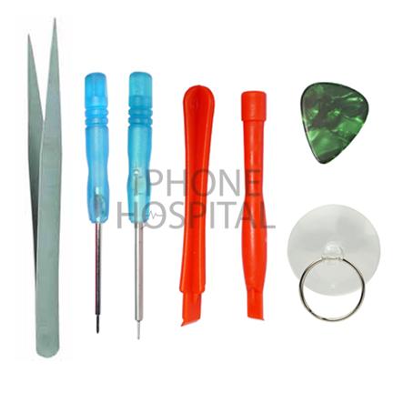 7-Teiliges Werkzeug-Set für iPhone, iPod touch & iPad