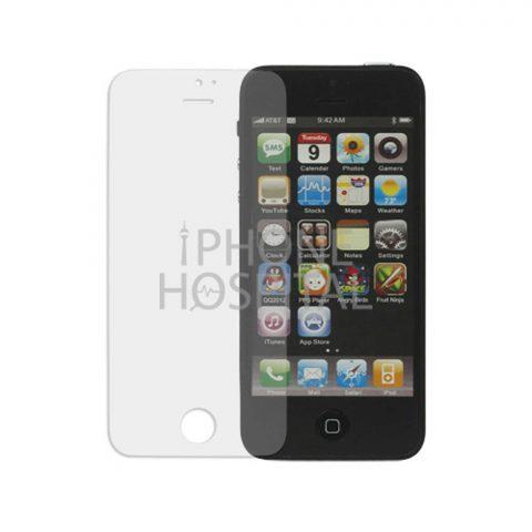 ISME Screen Guard Pro - Klarsicht-Schutzfolie (Front) für iPhone 5 / 5C / 5S