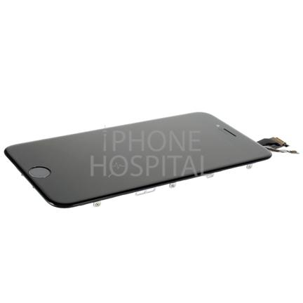 Display in Schwarz für iPhone 6