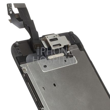 Display in Schwarz für iPhone 6 Plus