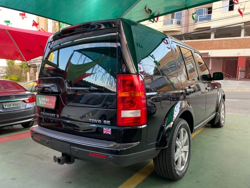 LAND ROVER DISCOVERY 3 2.7 SE 4X4 V6 24V TURBO DIESEL  4P AUTOMATICO