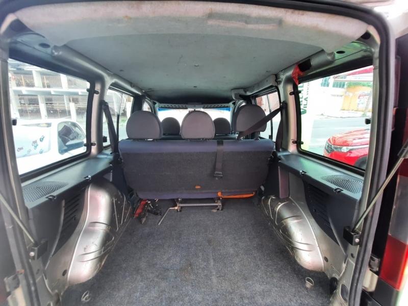FIAT DOBLO 1.3 MPI FIRE EX 16V GASOLINA 4P MANUAL