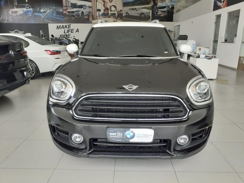 MINI COUNTRYMAN 1.5 12V TWINPOWER TURBO GASOLINA COOPER TOP STEPTRONIC