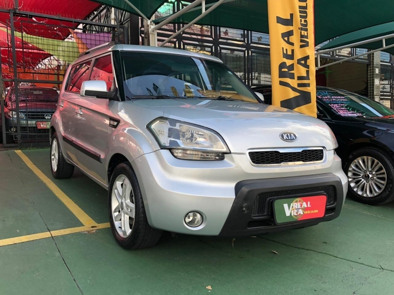KIA SOUL 1.6 EX 16V FLEX 4P MANUAL