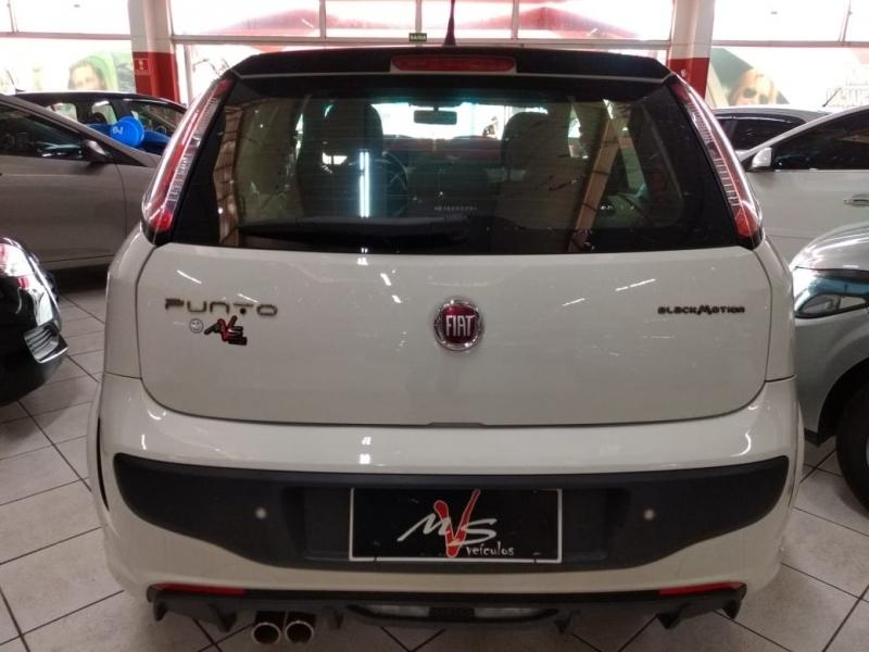 FIAT PUNTO 1.8 BLACKMOTION 16V FLEX 4P AUTOMATIZADO