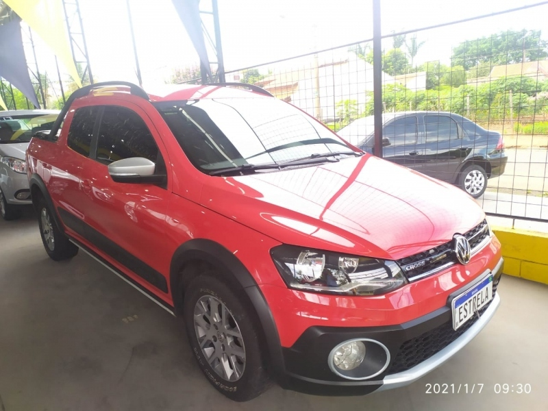 SAVEIRO1.6 CROSS CD 16V FLEX 2P MANUAL