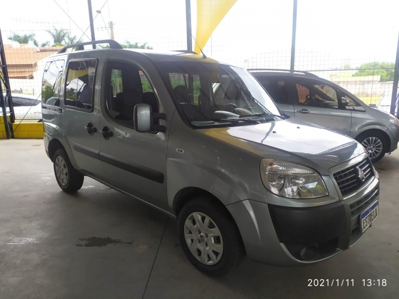 DOBLO1.4 MPI ATTRACTIVE 8V FLEX 4P MANUAL
