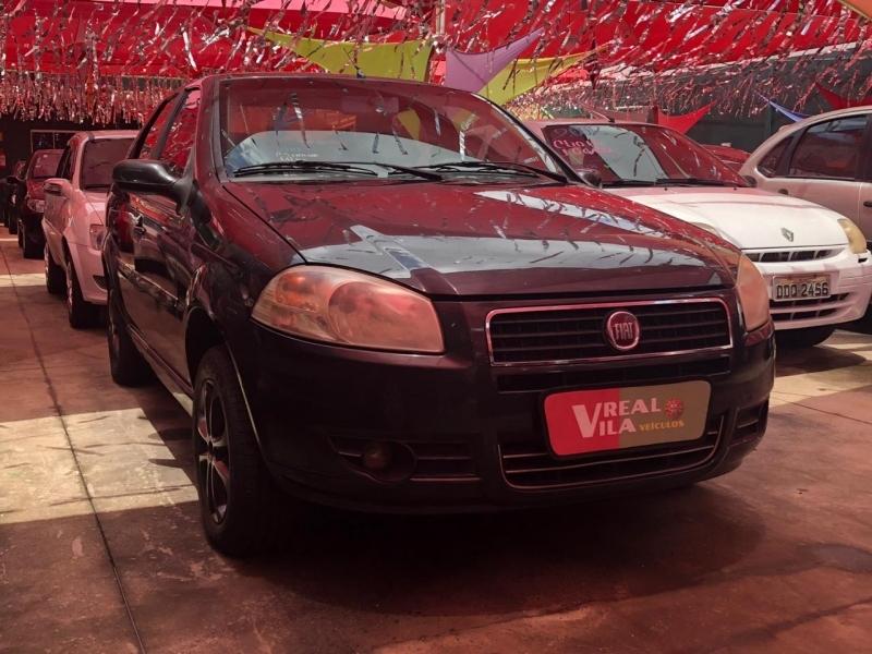 FIAT SIENA 1.0 MPI EL CELEBRATION 8V FLEX 4P MANUAL