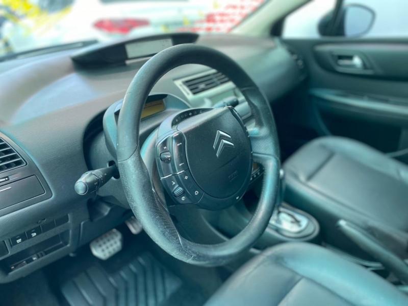 CITROEN C4 2.0 EXCLUSIVE 16V FLEX 4P AUTOMATICO