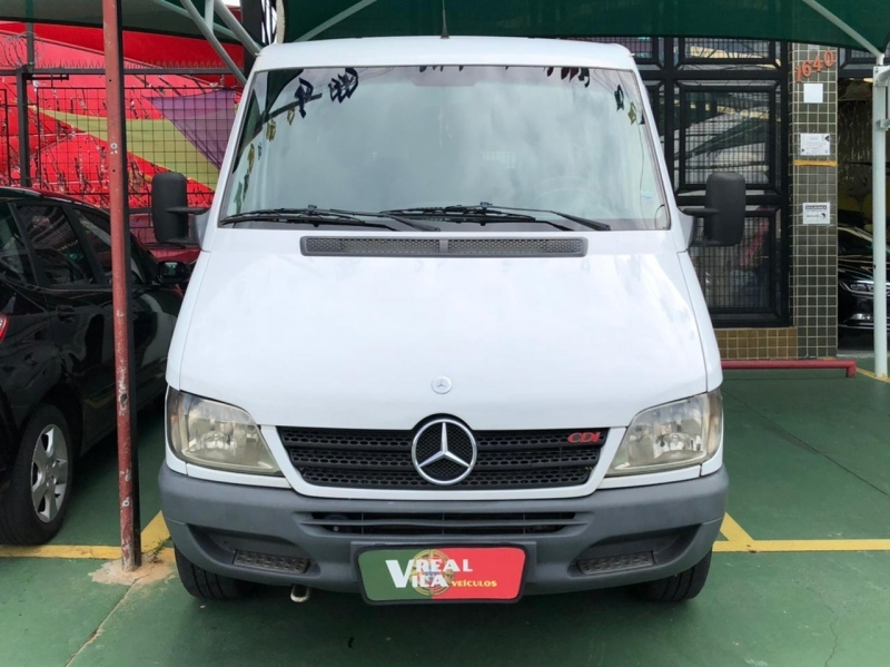 MERCEDES-BENZ SPRINTER 2.2 CHASSI 313 CDI DIESEL 3P MANUAL