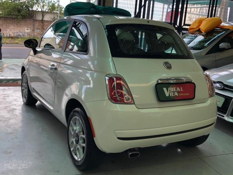 FIAT 500 1.4 CULT 8V FLEX 2P AUTOMATIZADO