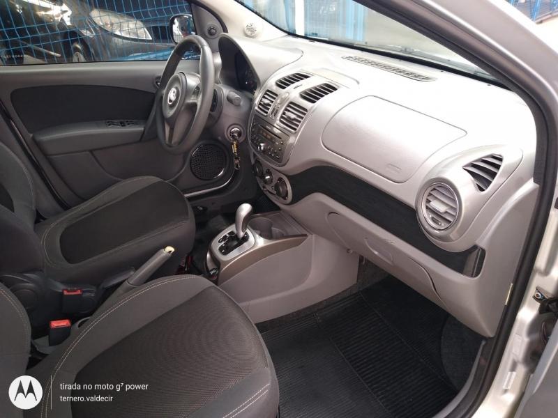 FIAT GRAND SIENA 1.6 MPI ESSENCE 16V FLEX 4P AUTOMATIZADO