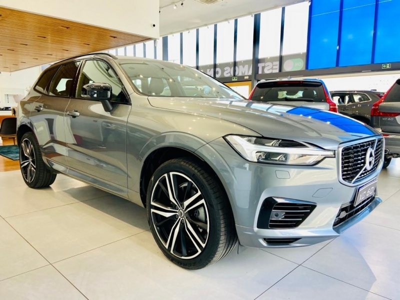 XC60 2.0 T8 HYBRID R-DESIGN AWD GEARTRONIC