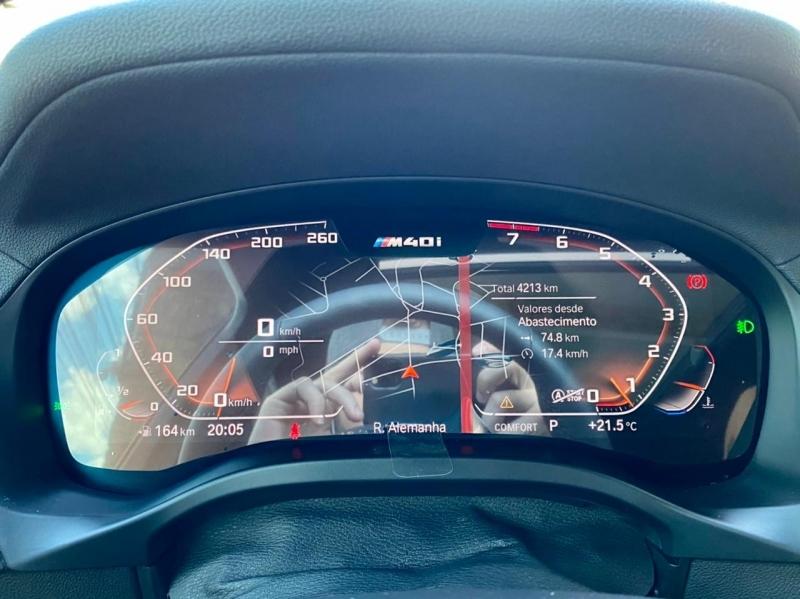 BMW X3 3.0 TWINPOWER GASOLINA M40I STEPTRONIC