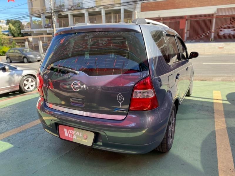 NISSAN LIVINA 1.8 S 16V FLEX 4P AUTOMATICO