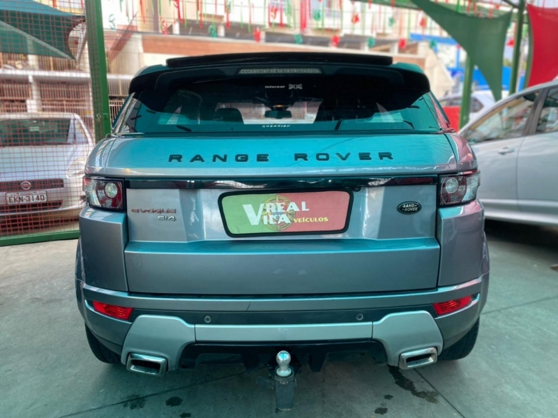 LAND ROVER RANGE ROVER EVOQUE 2.0 DYNAMIC 4WD 16V GASOLINA 4P AUTOMATICO