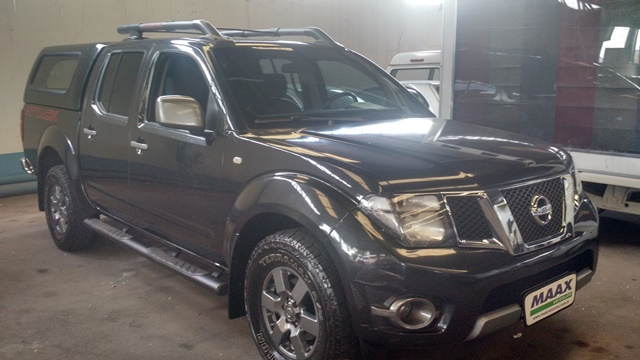 NISSAN FRONTIER 2.5 SV ATTACK 4X4 CD TURBO ELETRONIC DIESEL 4P MANUAL