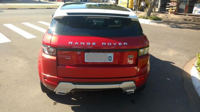LAND ROVER RANGE ROVER EVOQUE 4WD DYNAMIC 2.0 TB-SI4