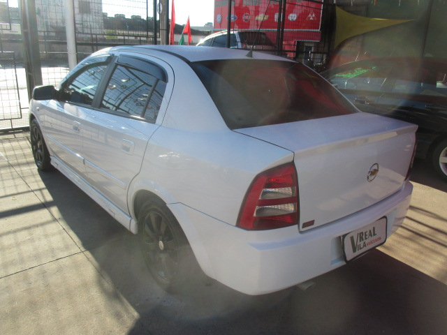 CHEVROLET ASTRA SEDAN ADVANTAGE 2.0 8V AT FLEXPOWER