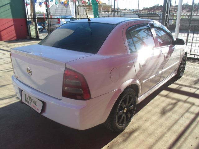 Chevrolet Astra Sedan Advantage 2 0 8v At Flexpower Vila Real Veiculos