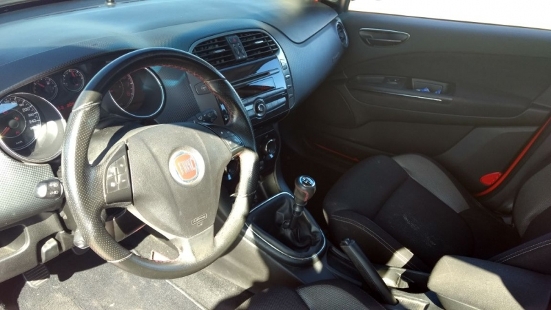FIAT BRAVO 1.8 SPORTING 16V FLEX 4P MANUAL