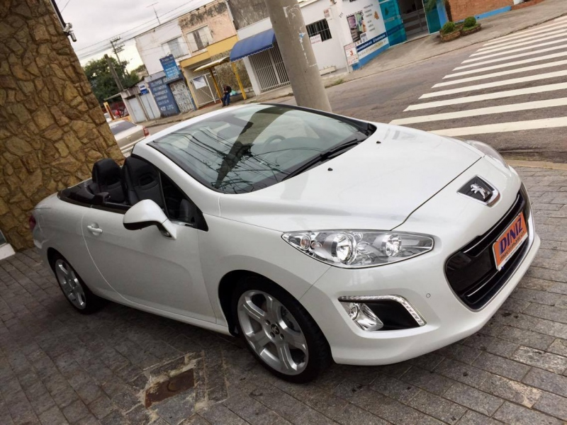 PEUGEOT 308 CABRIOLET CC 1.6 THP 16V  TIPTRONIC