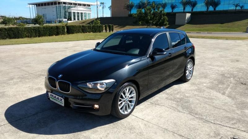 BMW 118I 1.6 GP 16V TURBO GASOLINA 4P AUTOMATICO