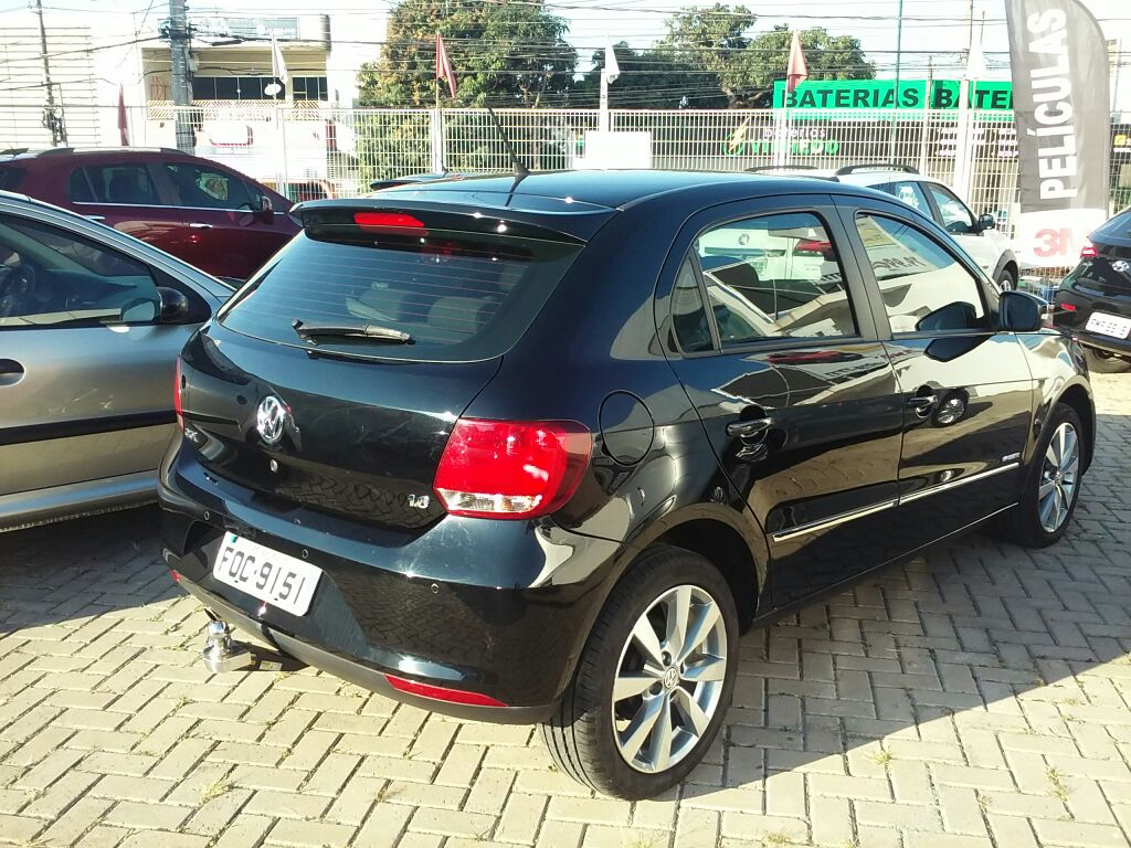 VOLKSWAGEN GOL 1.6 MI HIGHLINE 8V FLEX 4P MANUAL