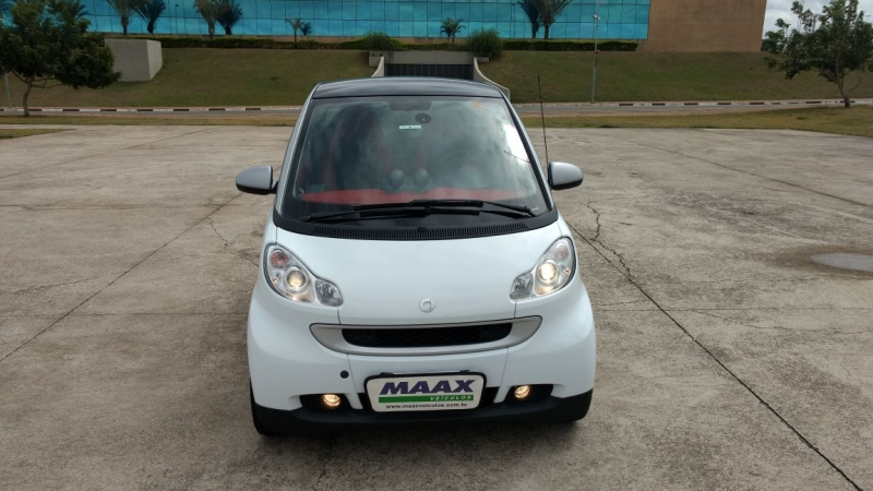 SMART FORTWO 1.0 COUPE TURBO 12V GASOLINA 2P AUTOMATICO