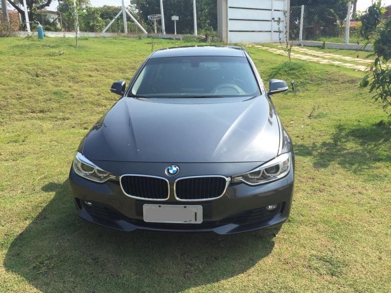 BMW 320I 2.0 16V TURBO GASOLINA 4P AUTOMATICO