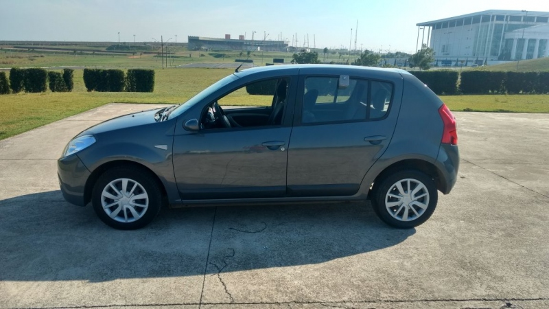 RENAULT SANDERO 1.6 PRIVILÉGE 16V FLEX 4P MANUAL