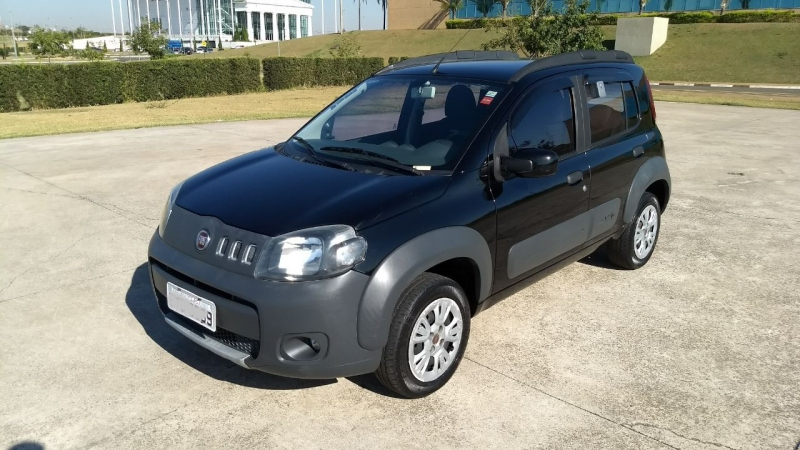 FIAT UNO 1.0 WAY 8V FLEX 4P MANUAL