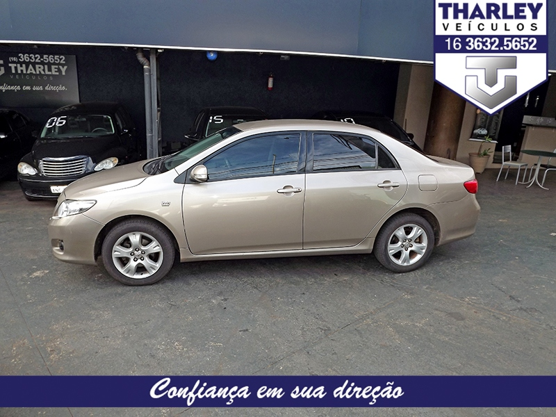 TOYOTA COROLLA XEi 2.0 16V AT FLEX