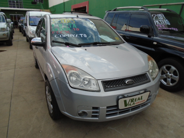 FORD FIESTA SEDAN  Trend  1.0 8V FLEX