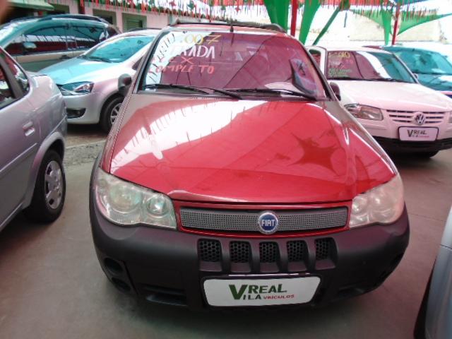 FIAT STRADA TREKKING 1.4 8V FLEX