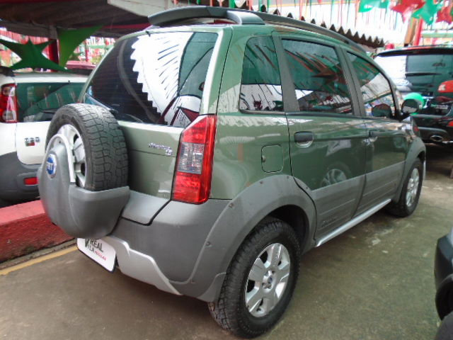 FIAT IDEA ADVENTURE 1.8 8V FLEX