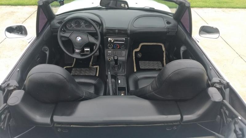 BMW Z3 1.9 ROADSTER 16V GASOLINA 2P MANUAL